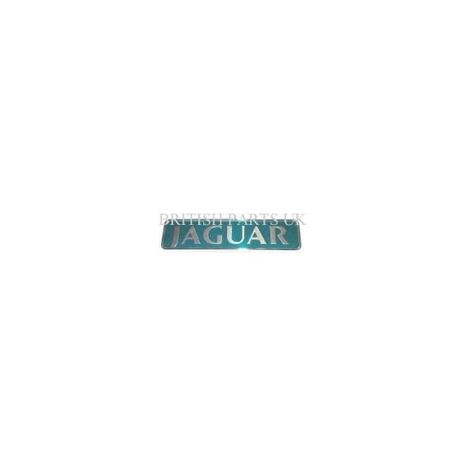 Badge Jaguar