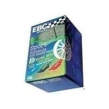 Brake Pad Kit EBC Green Stuff
