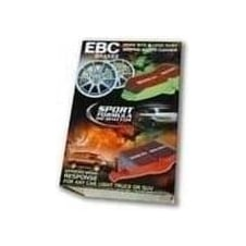 Brake Pad Kit EBC Red Stuff