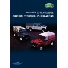 Defender Technical publication DVD