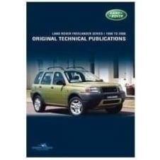 Freelander ( 1 ) Technical publication DVD
