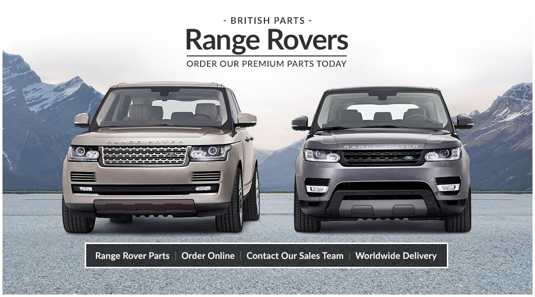 Jaguar Parts Land Rover Range Rover Parts British Parts Uk
