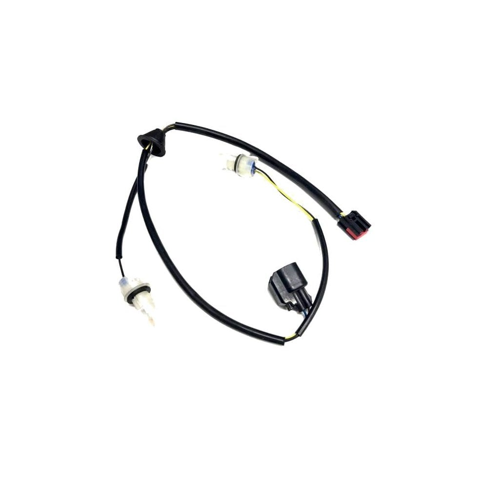 Number Plate Lamp Harness on