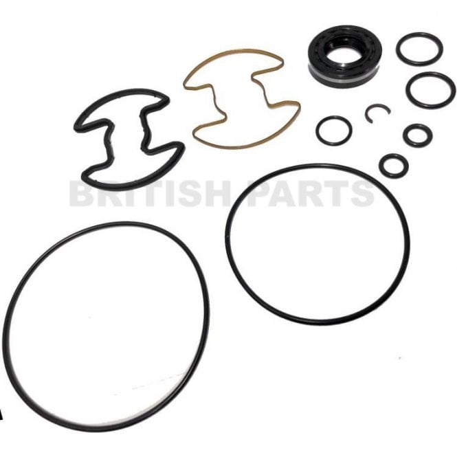 jaguar x300 xj6  u0026 xjr zf power steering pump seal kit