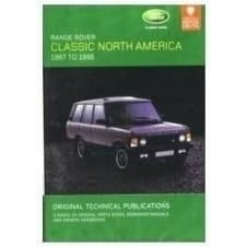 Range Rover Classic Nas Workshop Manual
